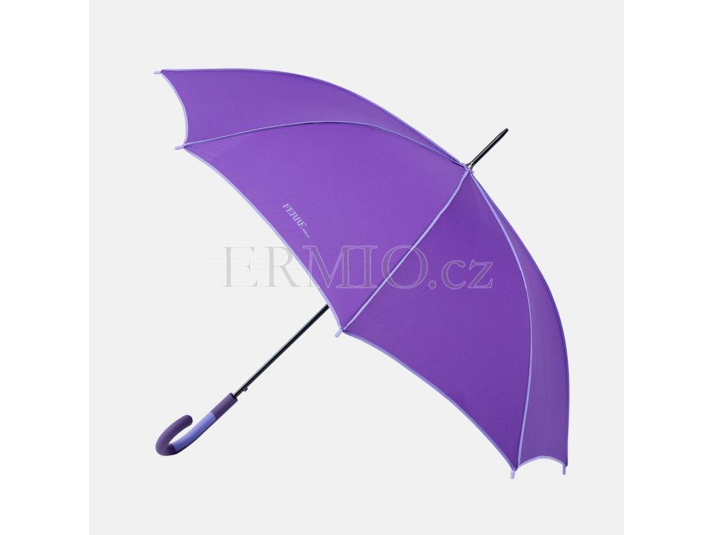 Velký fialový deštník GF Ferre