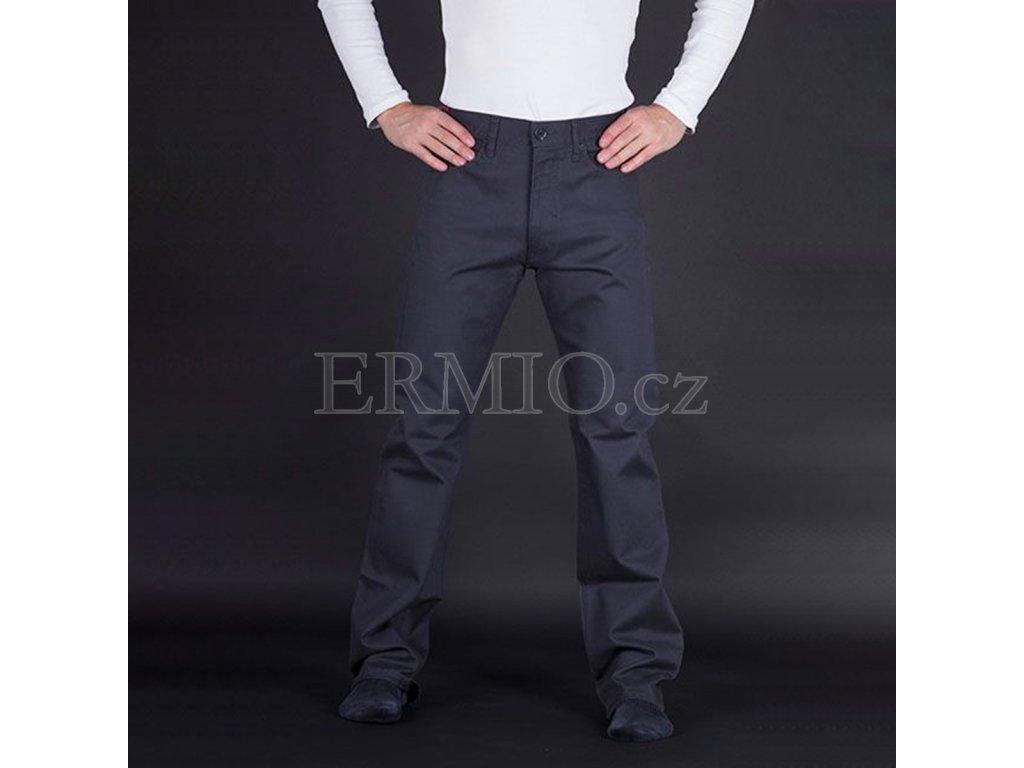 Značkové tmavě modré pánské džiny Armani Jeans