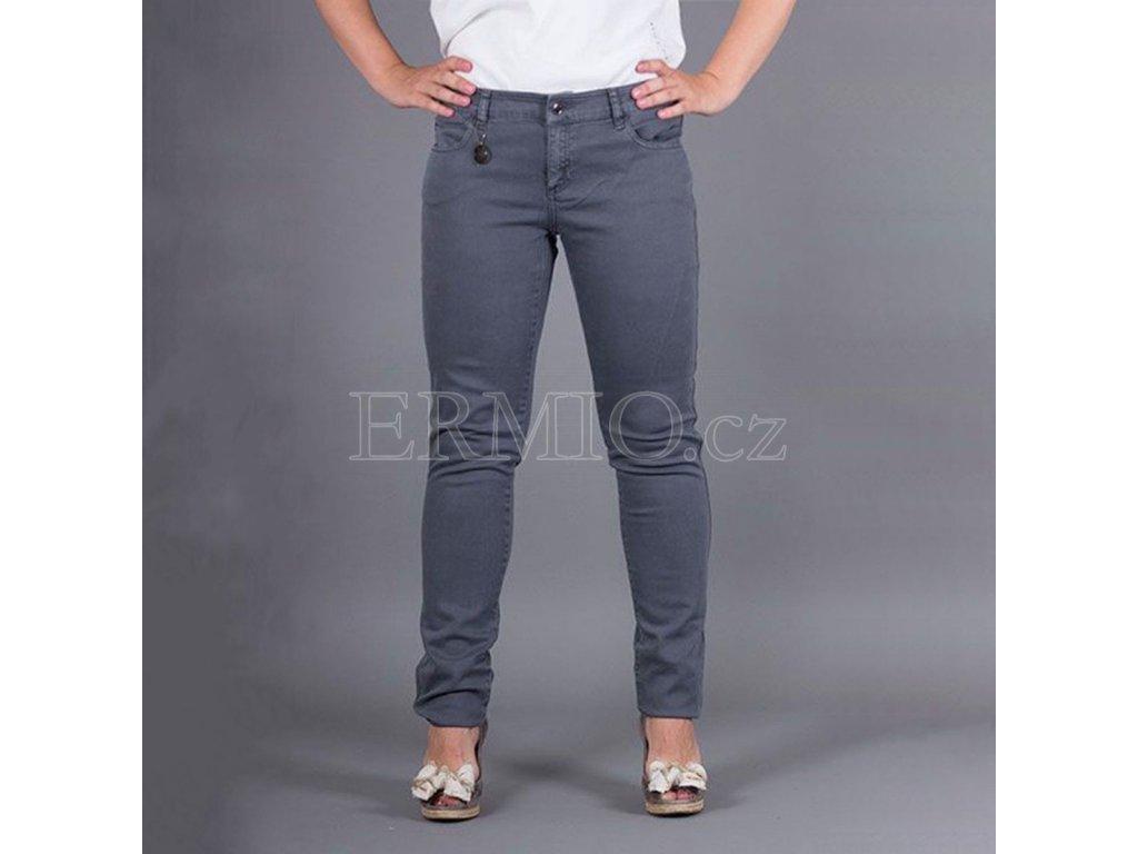 Džíny Armani Jeans šedé
