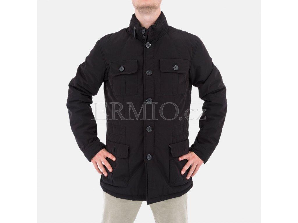 Pánská bunda Armani černá