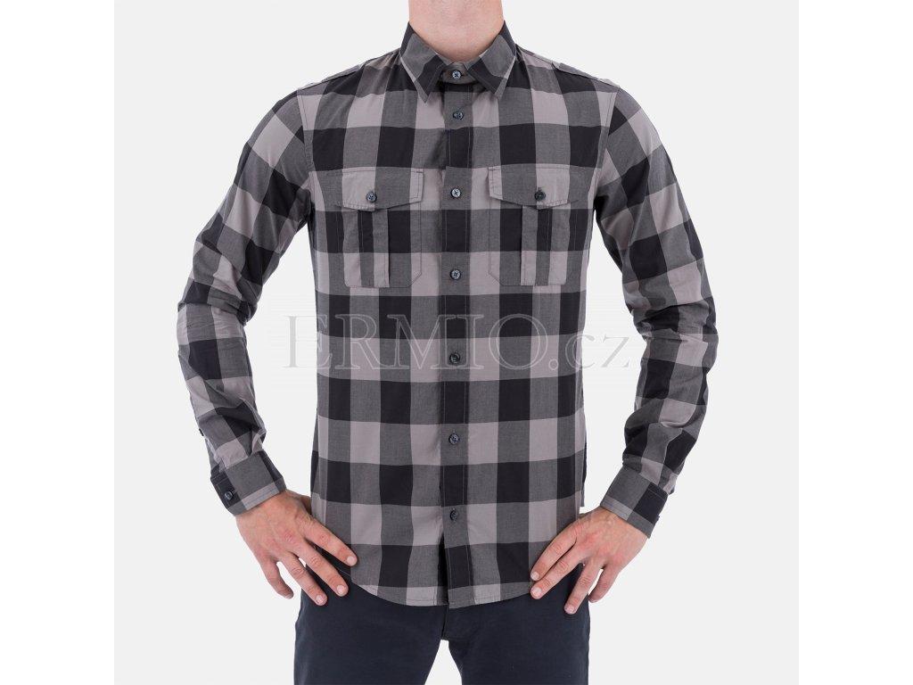 Kostkovaná košile Armani Jeans