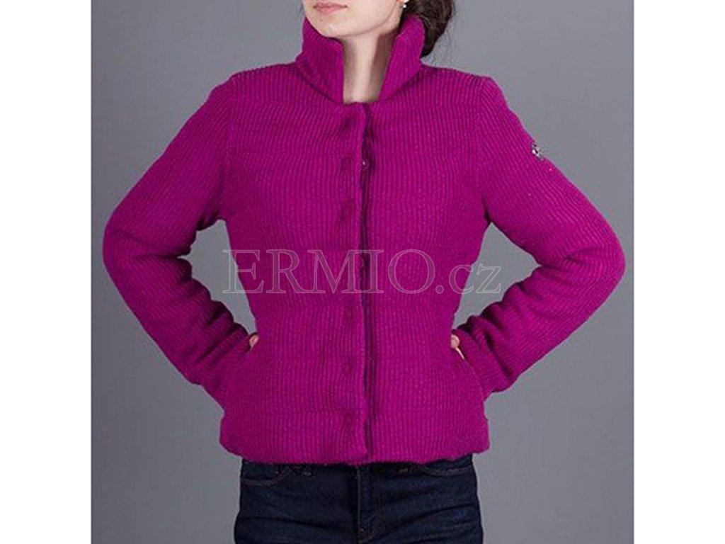 Oboustranná značková bunda Armani Jeans
