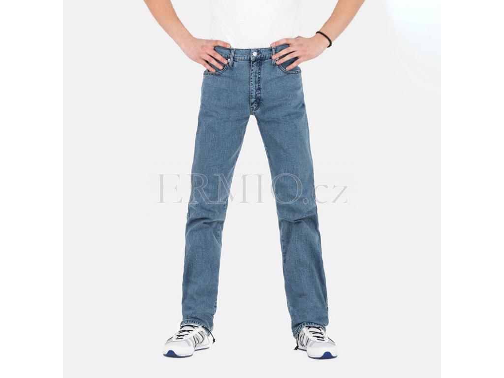 Modré rifle Armani Jeans