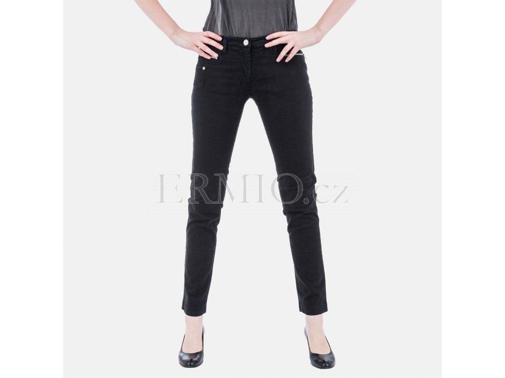 Dámské černé jeansy Armani