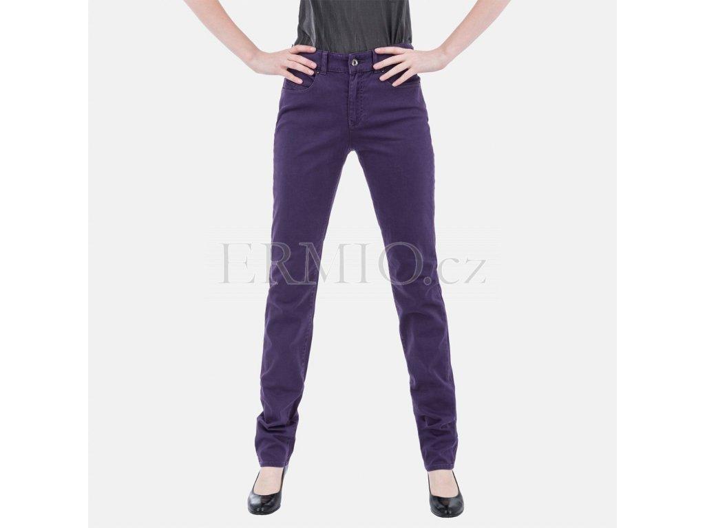 Dámské fialové jeansy Armani