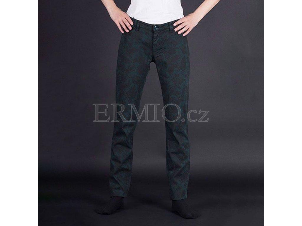 Dámské zelené džíny Armani