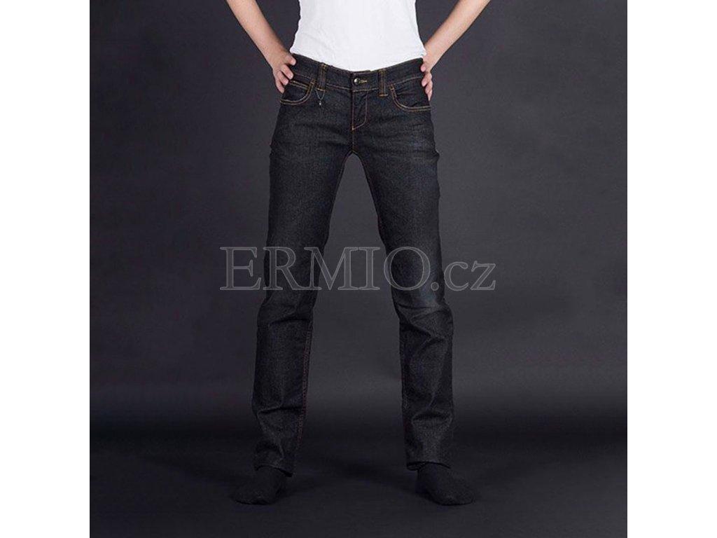 Dámské černé rifle Armani Jeans