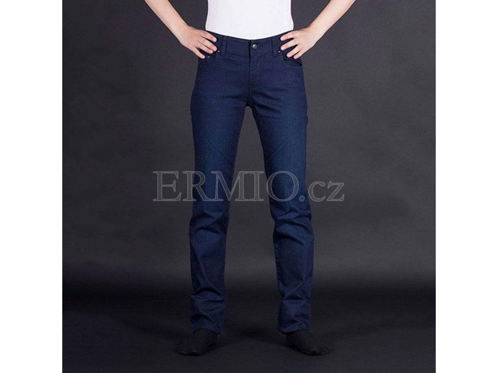 Dámské tmavě modré džíny Armani