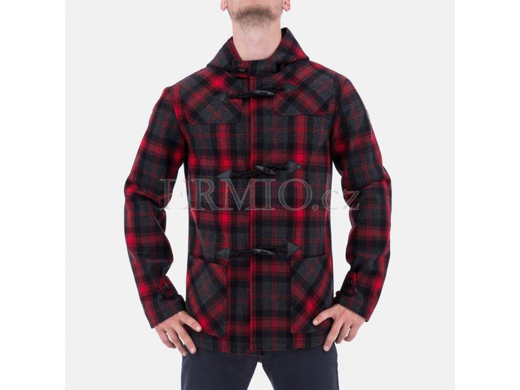 Luxusní Pánský zimní kabát Armani s kapucí v e-shopu   Ermio Fashion 3121b405c3