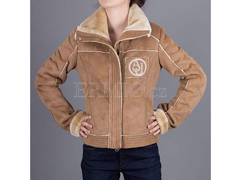 Dámská zimní bunda Armani