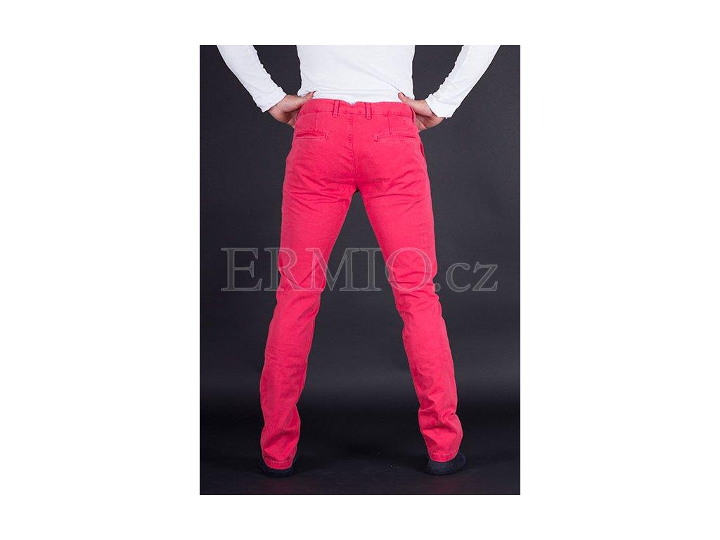 Nádherné pánské růžové kalhoty Armani Jeans · Nádherné pánské růžové  kalhoty Armani Jeans ... 82b64f0a48