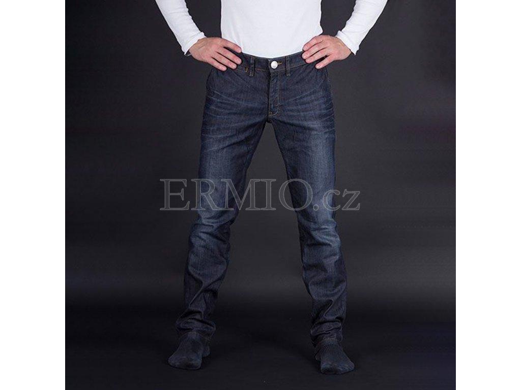 Značkové pánské jeansové kalhoty Armani