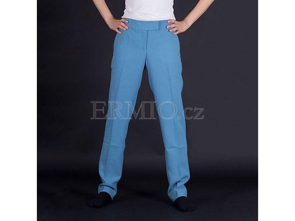 Dámské modré kalhoty Armani Jeans