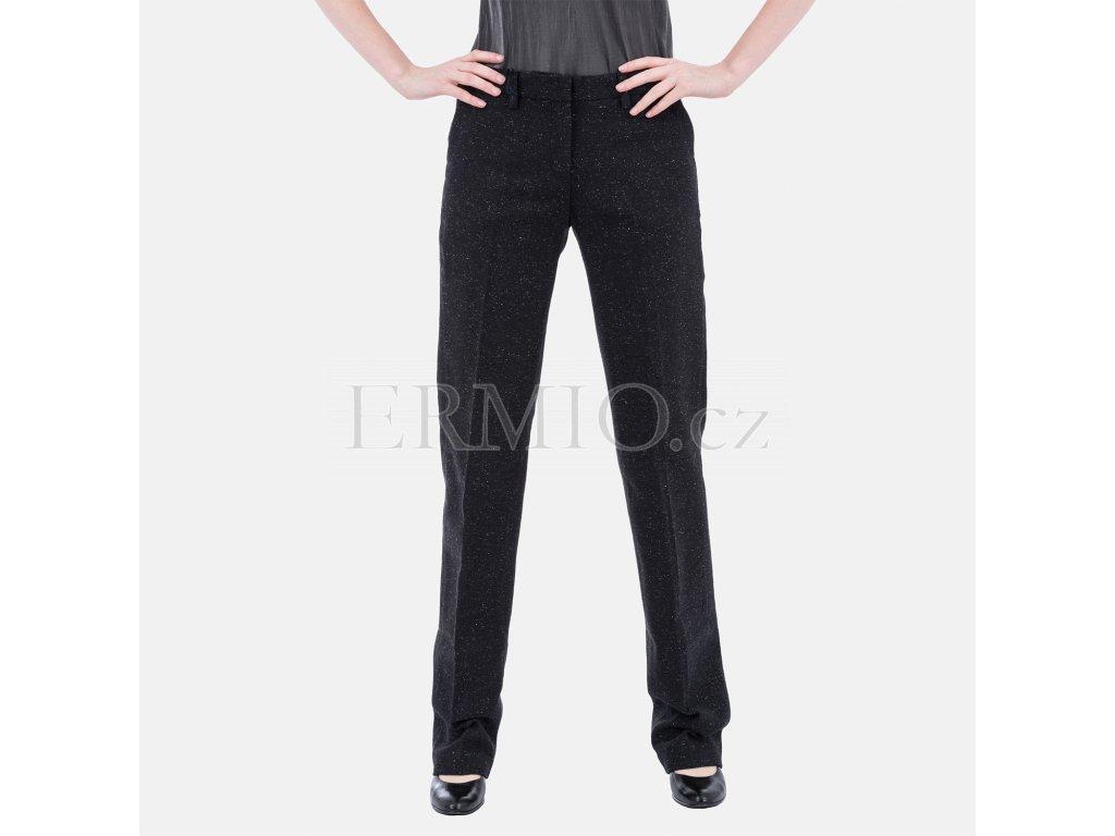 Černé dámské kalhoty Armani Jeans