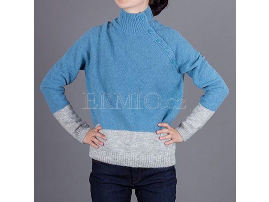 Luxusní Luxusní dámský svetr Armani Jeans v e-shopu   Ermio Fashion b28569a1e3
