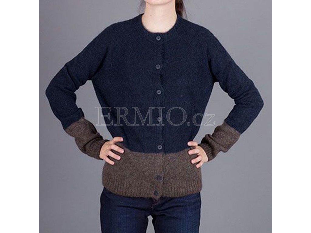 Luxusní Dámský značkový svetr Armani Jeans v e-shopu   Ermio Fashion 1531f0d921