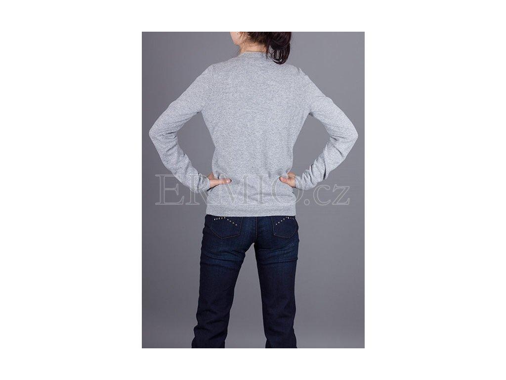 89412546988 Luxusní kašmírový svetr Armani Jeans · Luxusní kašmírový svetr Armani Jeans  ...