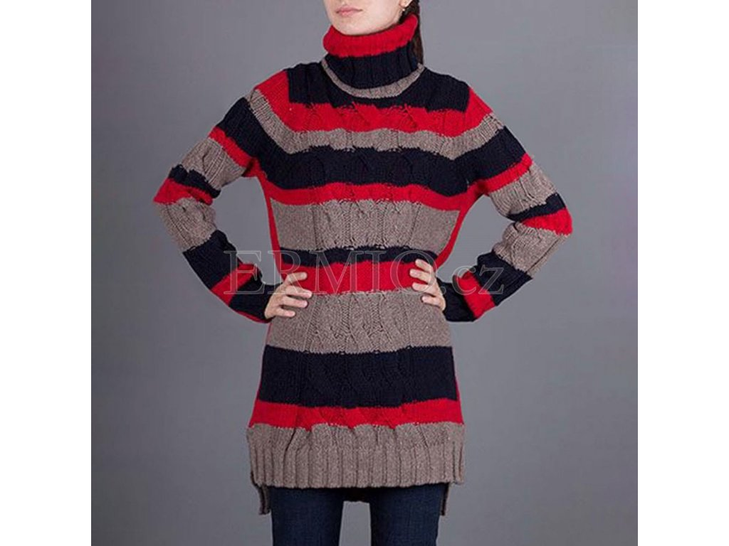 Dámský pletený svetřík Armani