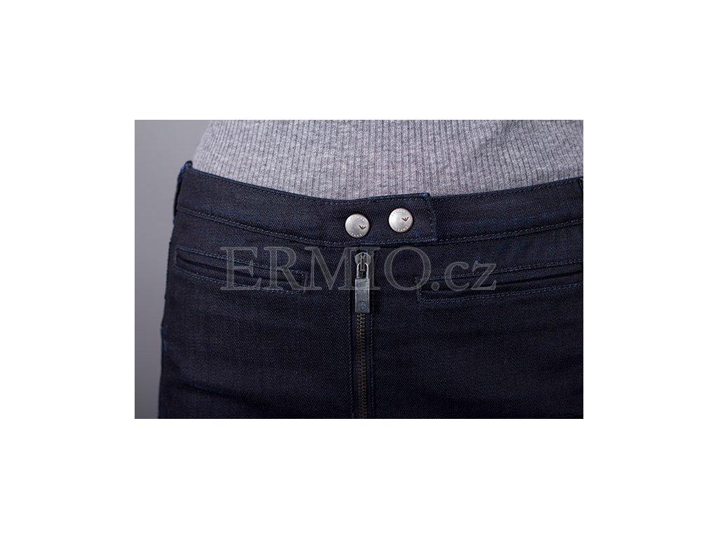 Luxusní Džínová tmavě modrá sukně Armani v e-shopu   Ermio Fashion bf597a39af