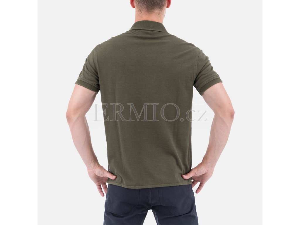 6434966afd2b Zelené polo tričko Armani Jeans · Zelené polo tričko Armani Jeans ...