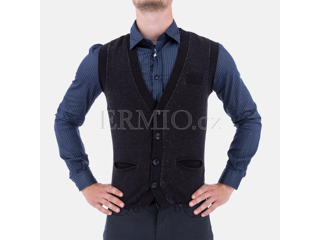 Luxusní Pánská vesta Armani Jeans v e-shopu   Ermio Fashion a360abca2c