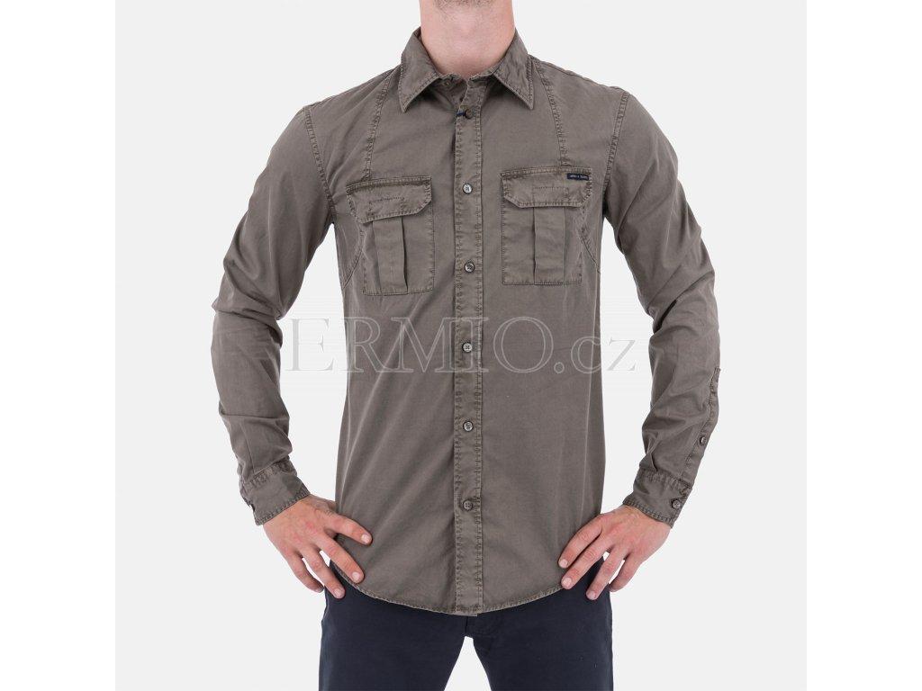 Značková pánská košile Armani safari
