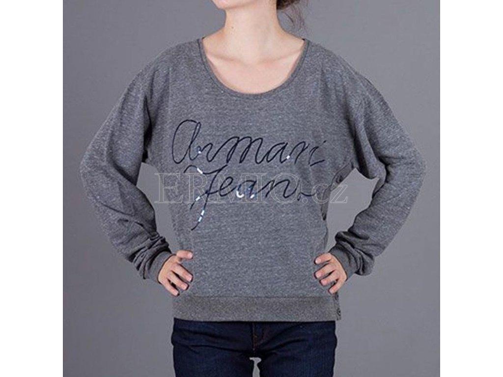 Trendová mikina Armani Jeans