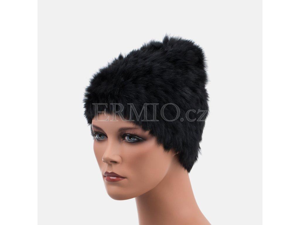 Dámská čepice Armani černá
