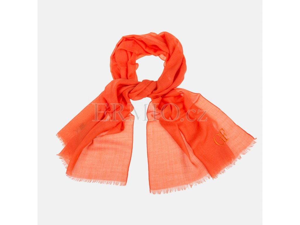 Šála GF Ferre oranžová