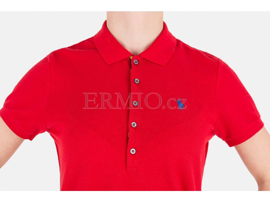 Luxusní Dámské polo tričko Ralph Lauren v e-shopu   Ermio Fashion ba53eea03a3