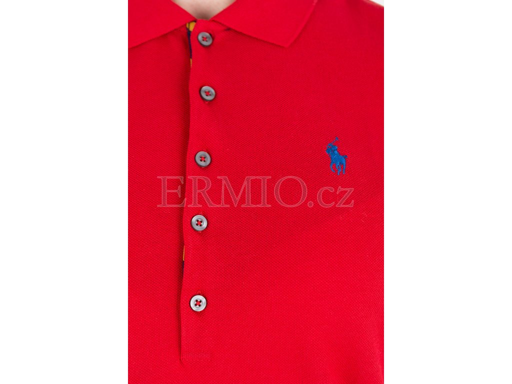 bfe7fbefc7 Luxusní Dámské polo tričko Ralph Lauren v e-shopu   Ermio Fashion