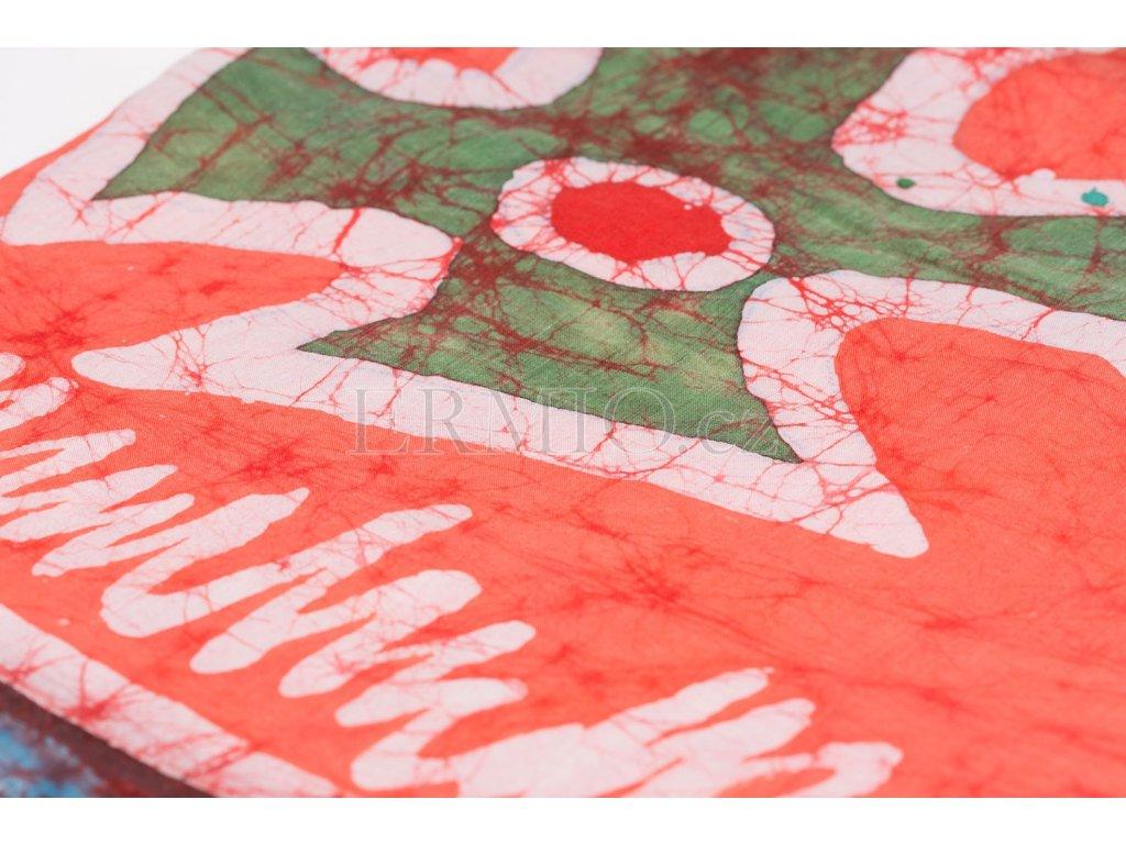 102a49ee6fa Luxusní Stylová dámská šála Vivienne Westwood barevná v e-shopu ...