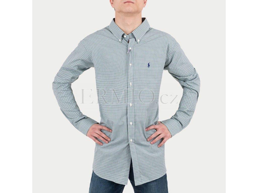 Kostkovaná košile Raph Lauren