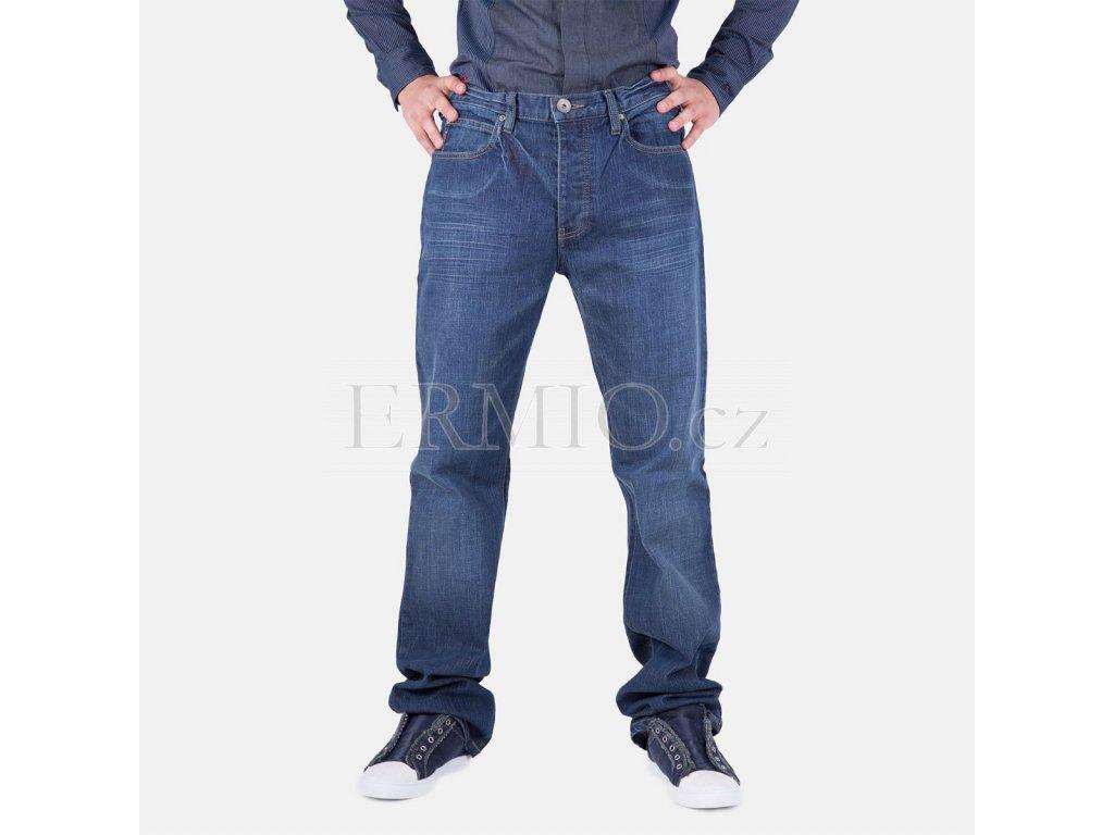 Pánské džiny modré