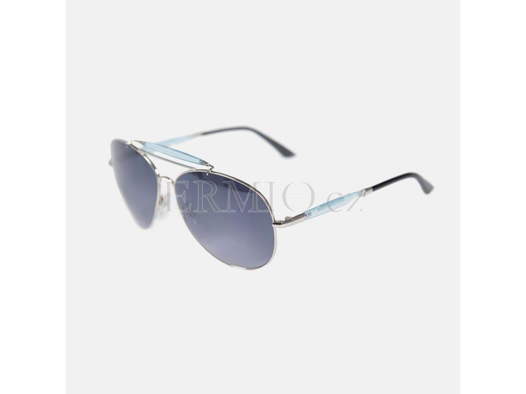 Značkové brýle John Galliano modré