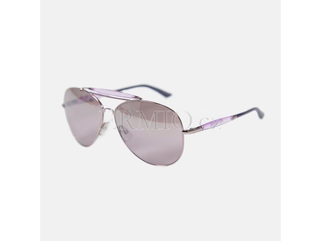 Designérské brýle John Galliano růžový obrub