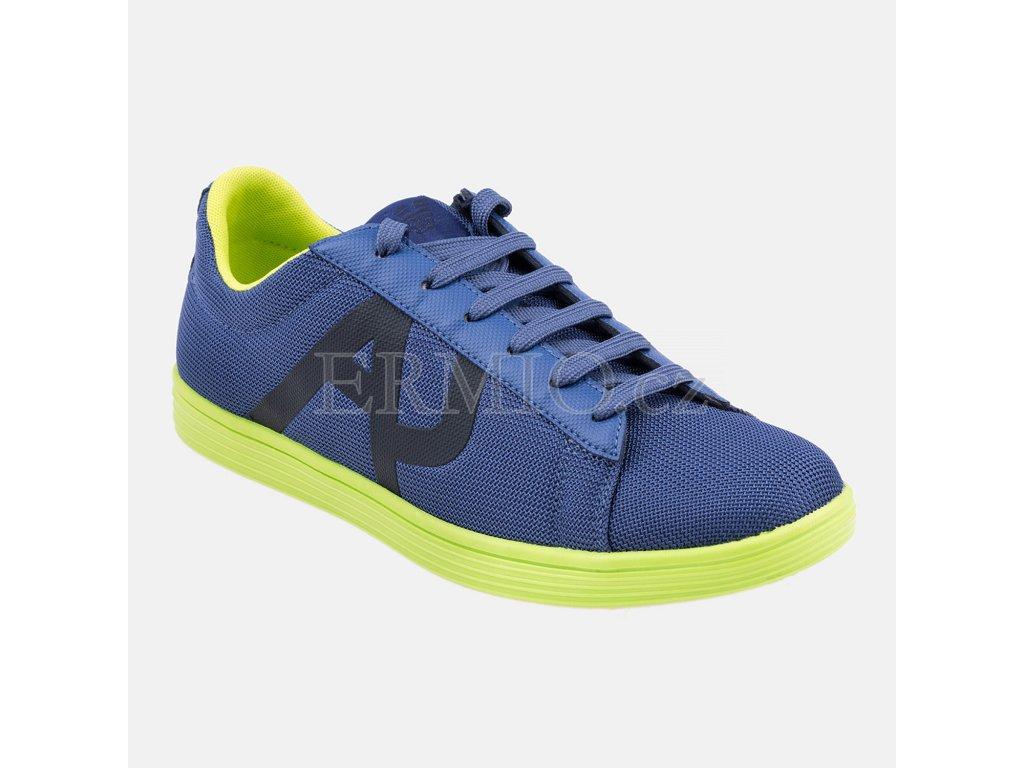 Tenisky Armani Jeans modré