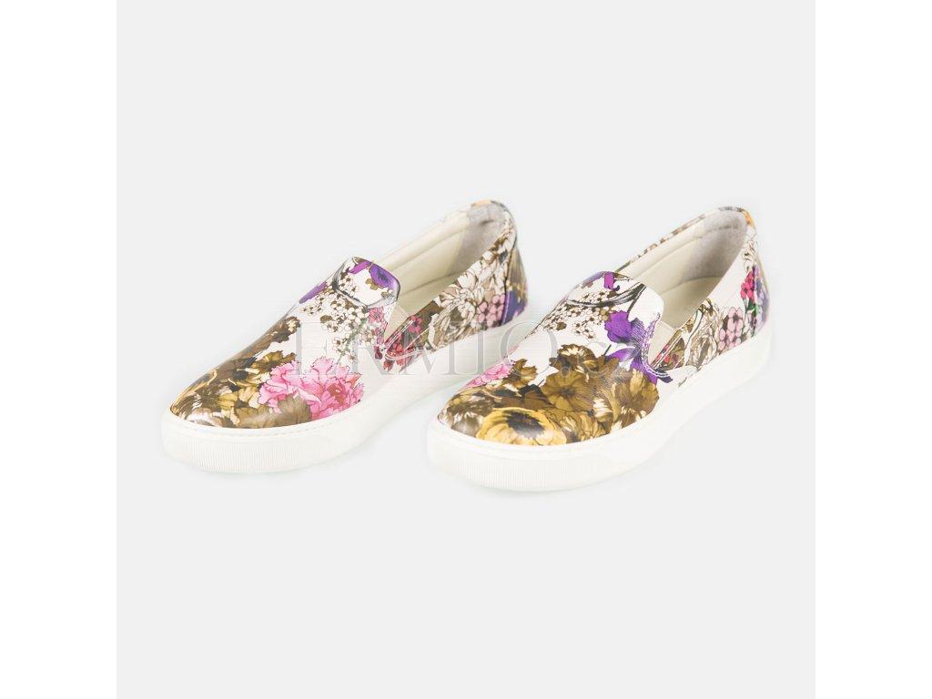 Elegantní dámská obuv Moncler