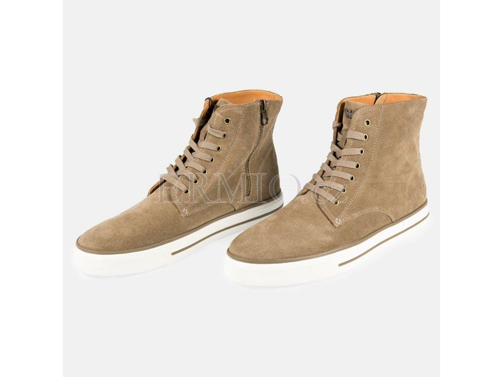 Elegantní pánská obuv Armani Jeans