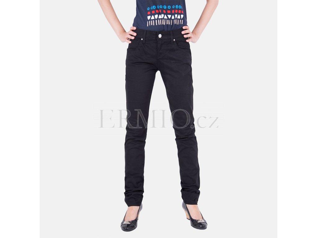 Luxusní dámské džiny Armani Jeans hnědé