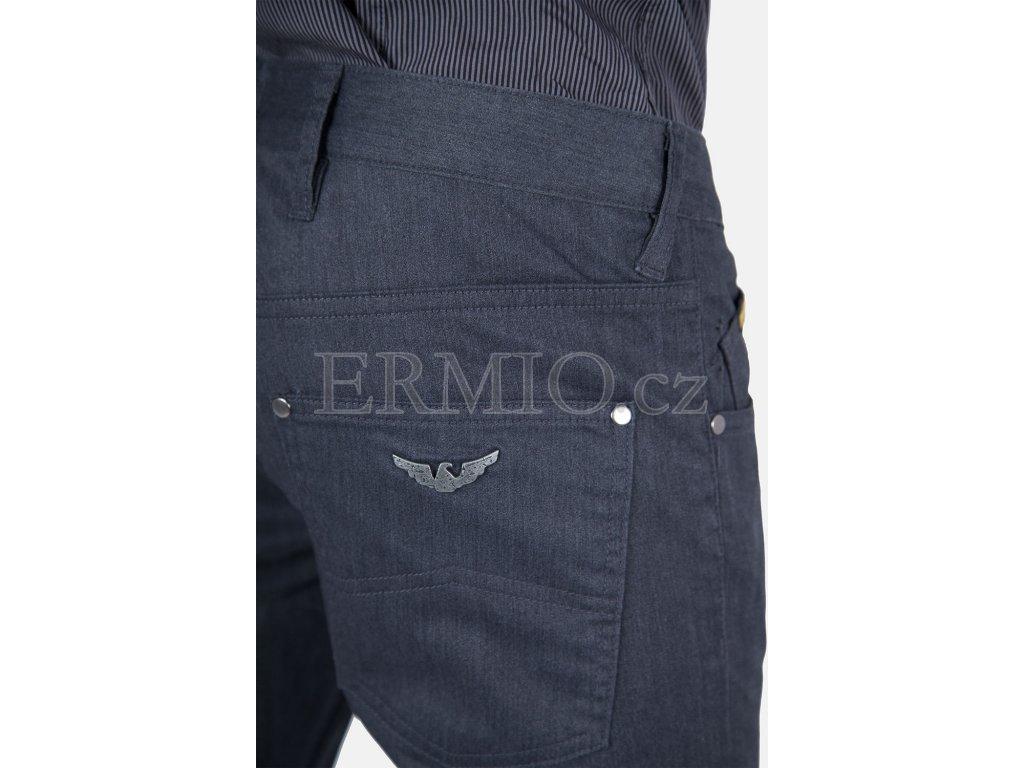 3d1390d41b6 Luxusní Pánské džiny Armani tmavě šedé v e-shopu   Ermio Fashion