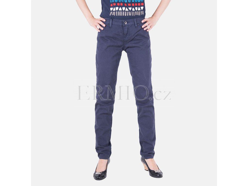 Dámské modré rifle Armani Jeans
