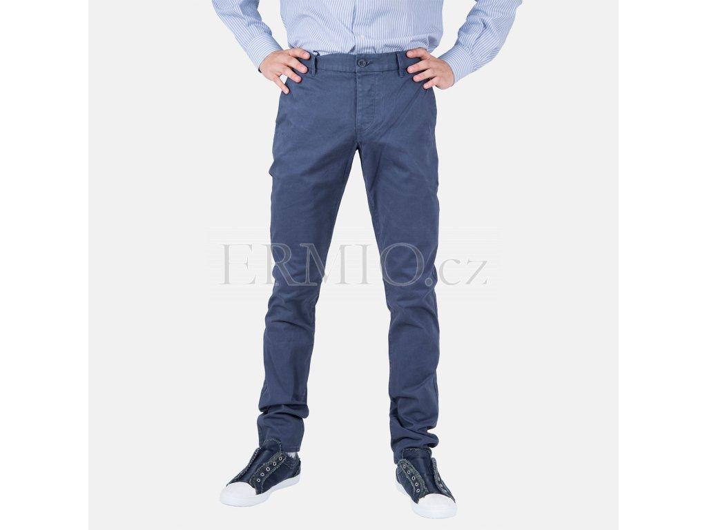 Pánské kalhoty AJ modré