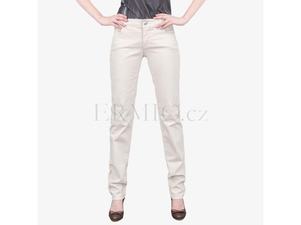Bežové džíny Armani Jeans