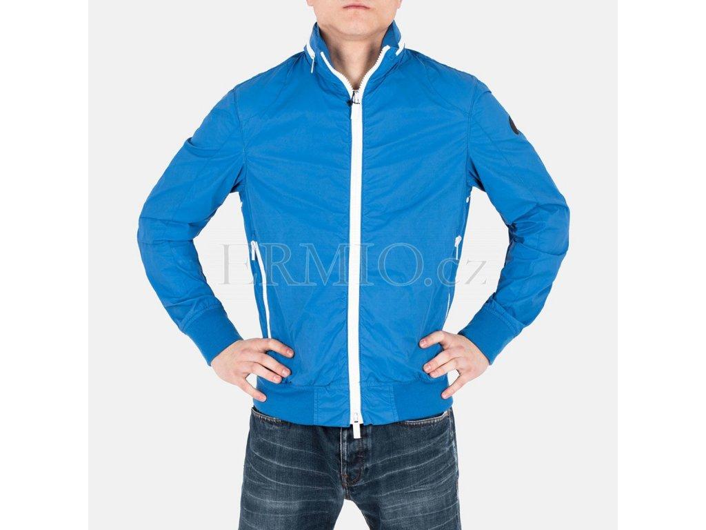 Pánská modrá bunda Armani Jeans