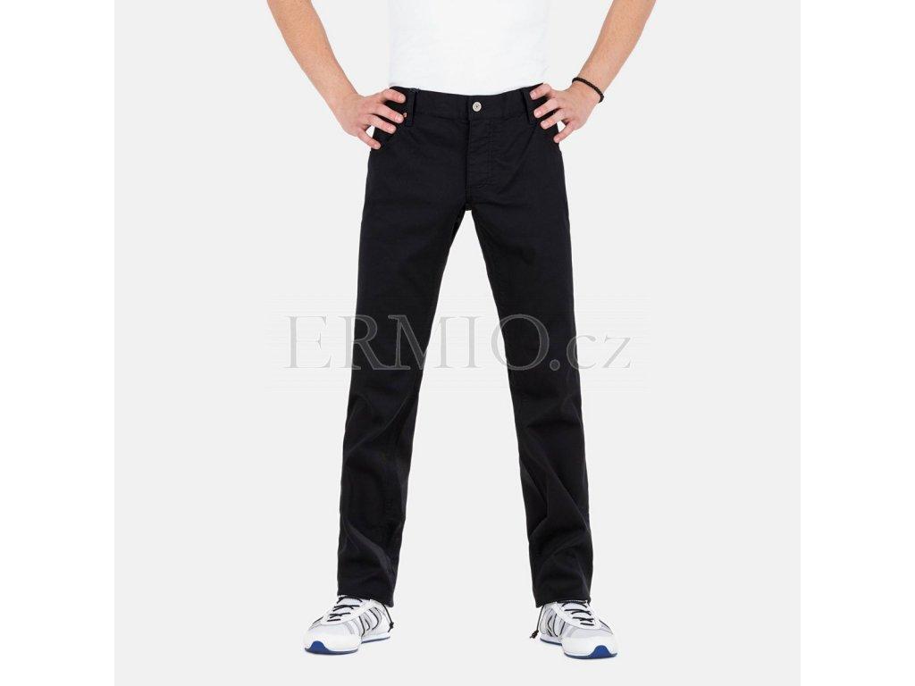 Tmavě modré rifle Armani Jeans