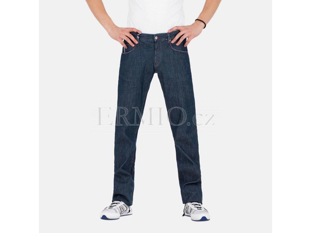 Luxusní pánské džiny Armani Jeans modré