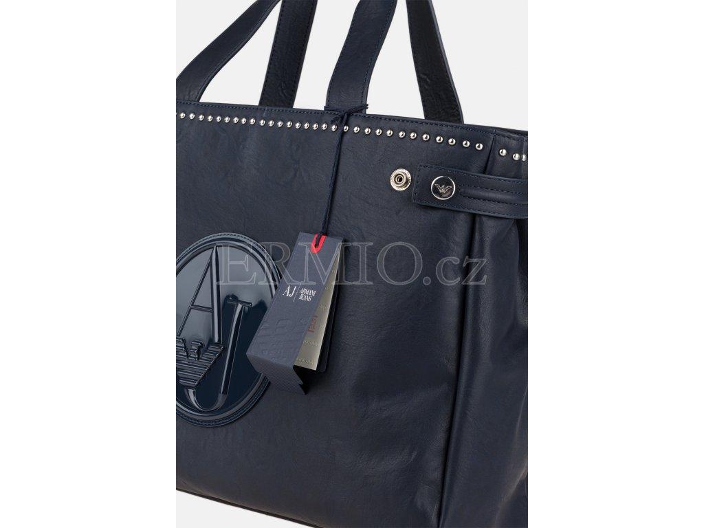 Luxusní Krásná modrá kabelka Armani Jeans v e-shopu   Ermio Fashion aeecadcbd9c