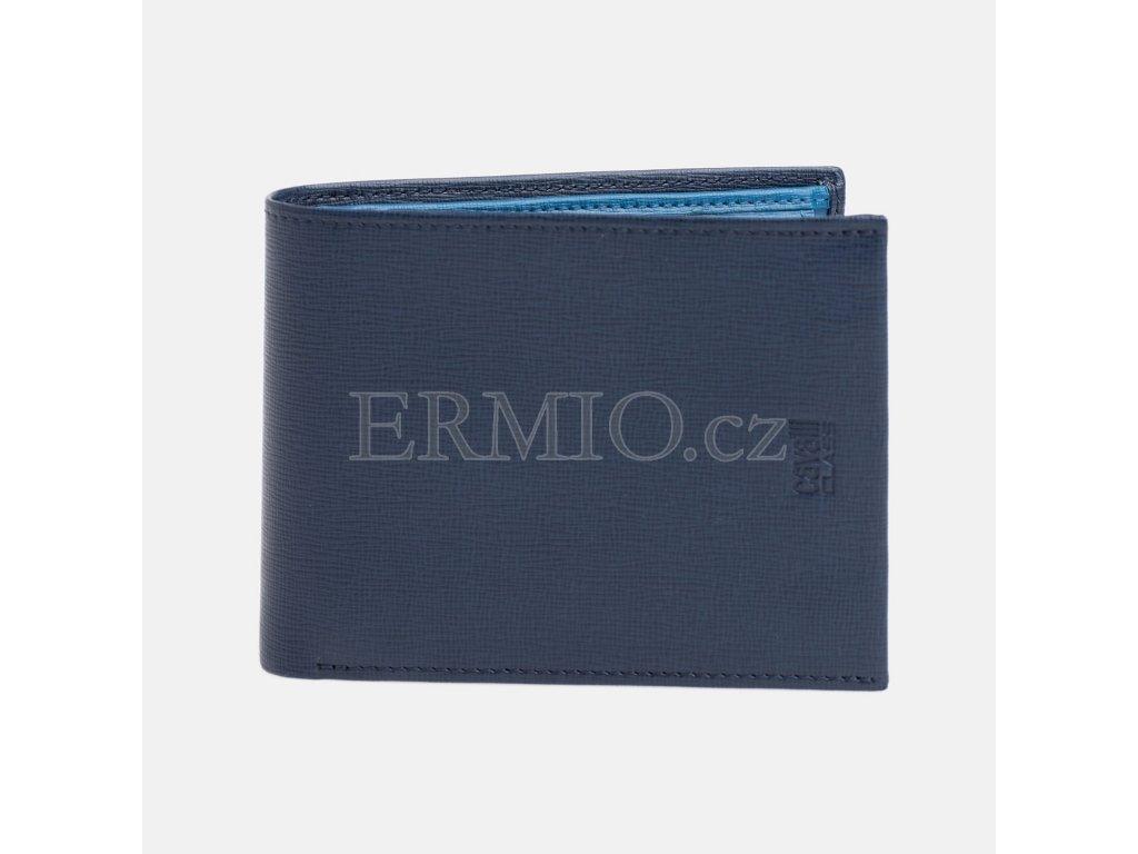 Pánská modrá peněženka Cavalli