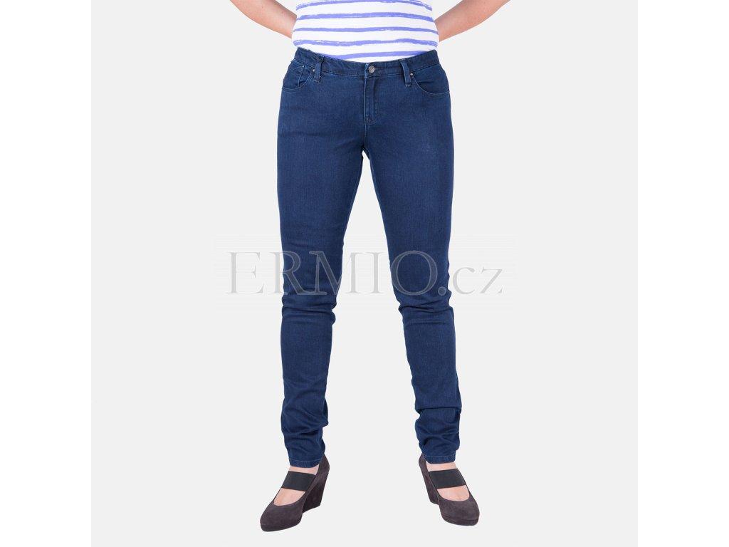 Dámské džiny AJ modré